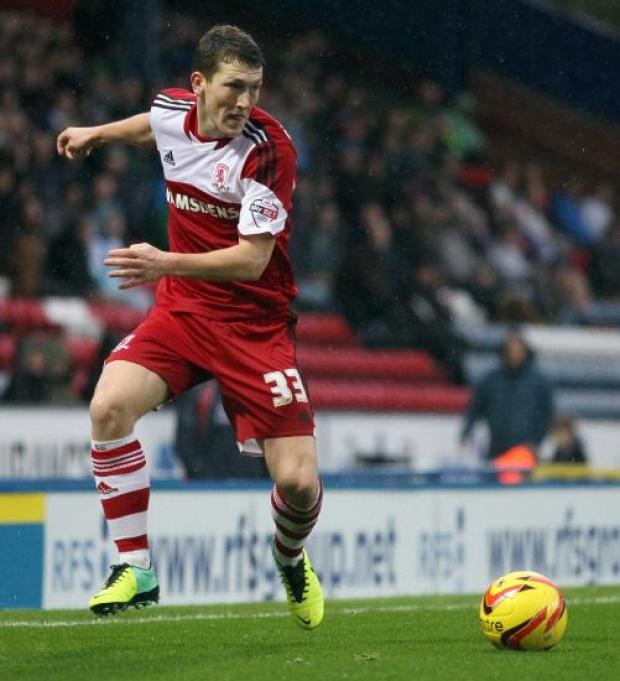 The Advertiser Series: MOVING ON: Richie Smallwood is set to join Rotherham United