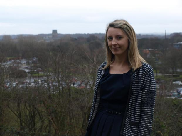 The Advertiser Series: Lucy Humphreys, NECC Policy Adviser.
