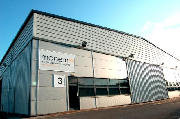 The Advertiser Series: Modern Rugs new premises in Newton Aycliffe.