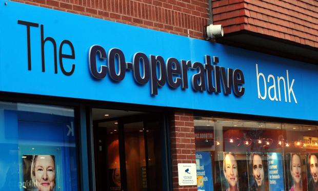 The Advertiser Series: Co-operative Bank today reported a pre-tax loss of £75.8m for the first half of 2014.