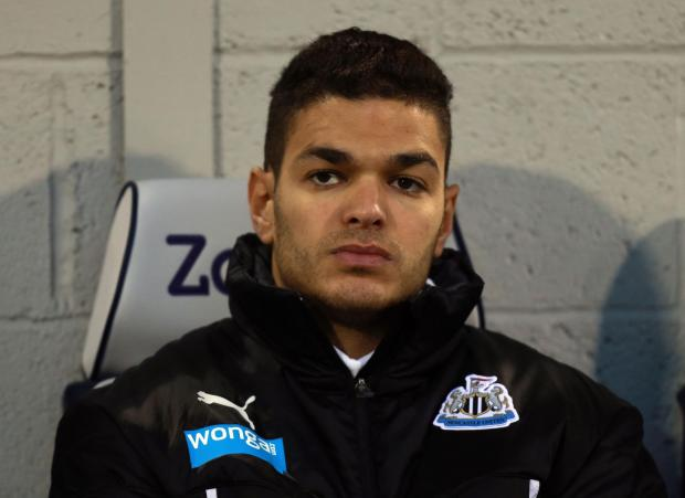 The Advertiser Series: HULL BOUND: Hatem Ben Arfa's season-long loan to Hull City was in the process of being ratified last night
