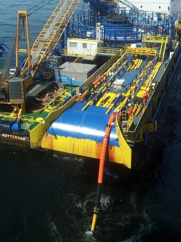 The Advertiser Series: OFFSHORE WORK: Tekmar is supplying protection systems to the Dudgeon Offshore Wind Farm