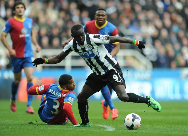 The Advertiser Series: FORGOTTEN MAN: Alan Pardew has backed Papiss Cisse to rediscover his goalscoring form for Newcastle