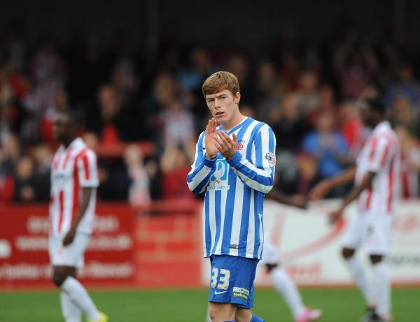 The Advertiser Series: Farewell: James after his final appearance for Pools