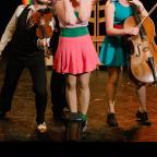 The Advertiser Series: ON SONG: Bowjangles are among the professional performances that will visit community venues this spring