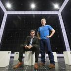 The Advertiser Series: Simon Stephens and Mark Haddon, Curious Incident play creators