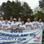 The Advertiser Series: CHARITY RUN: The Banks Group's Druridge Bay 10k team